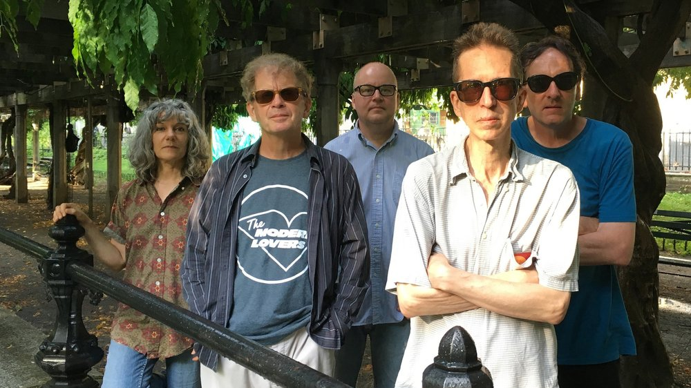 New Music from The Feelies