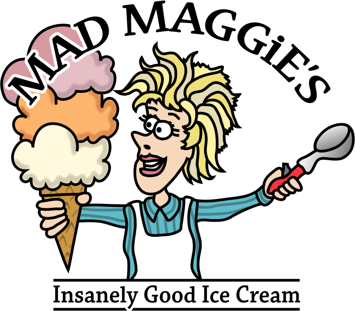 Mad Maggie's Ice Cream