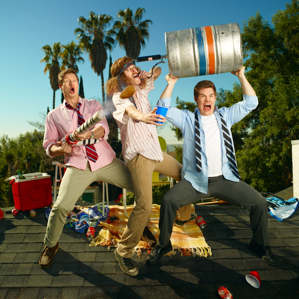 Workaholics Cover Photo JAMEY WELCH Creative
