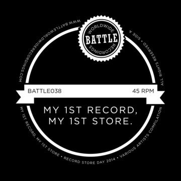 "Various Artists, ""My 1st Record, My 1st Store"""