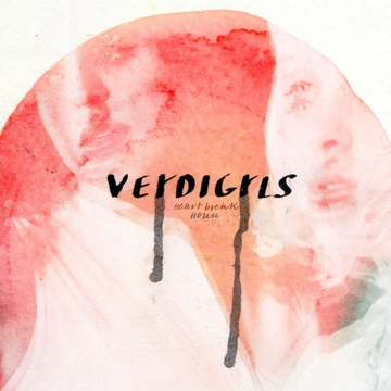 "Verdigrls, ""Heartbreak House"" - Manimal Vinyl"