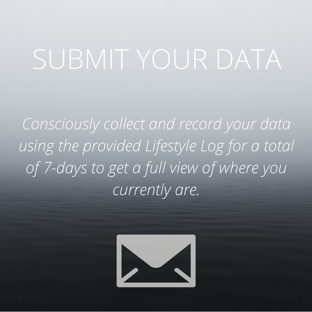 submit your data for the audit with lindsey rae