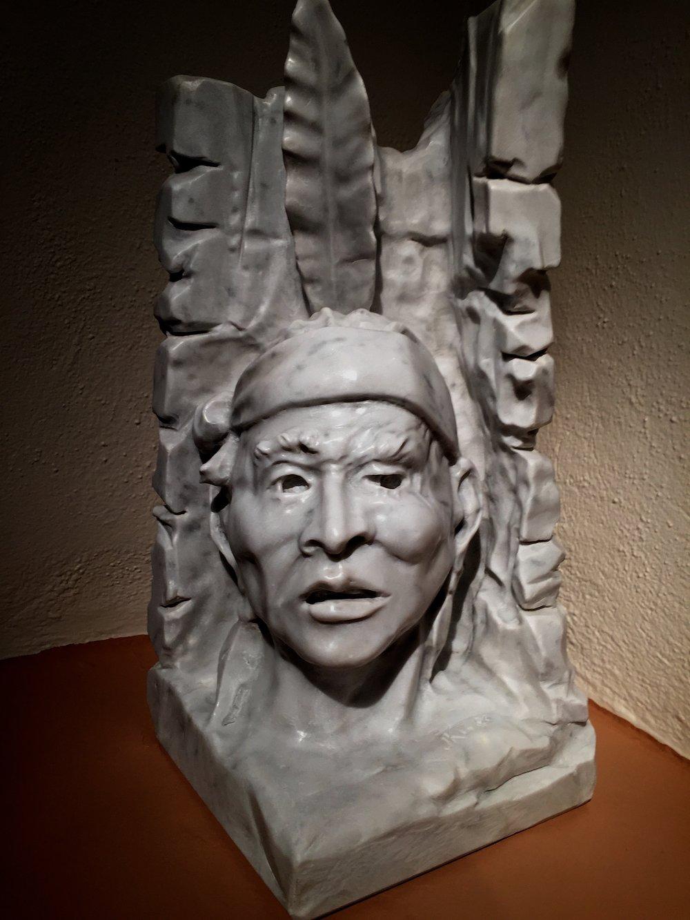 Pueblo Man