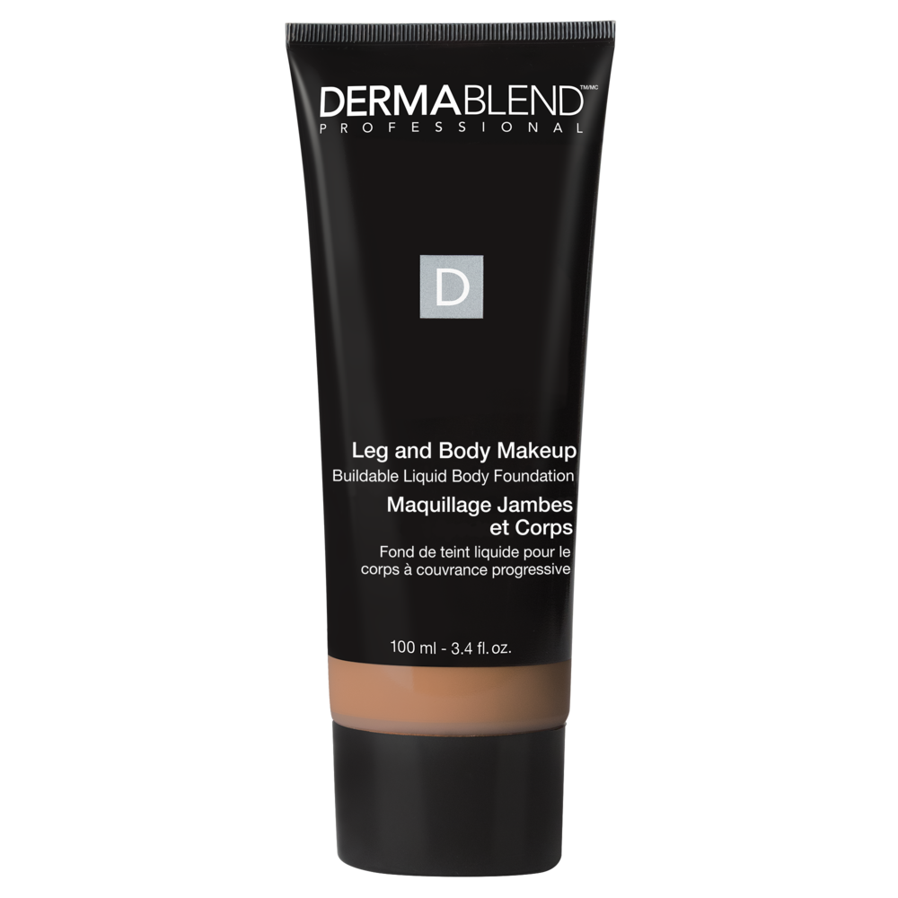 Derma Blend Leg and Body Makeup – 100 ml – 3.4 fl. oz. - $36