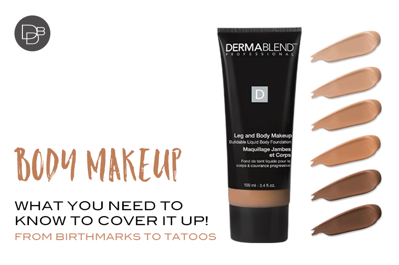 e806c5046 Dermablend is one of the first camouflage/paramedical makeup lines created  for the consumer by Flori Roberts in 1960. It has always been favoured by  ...