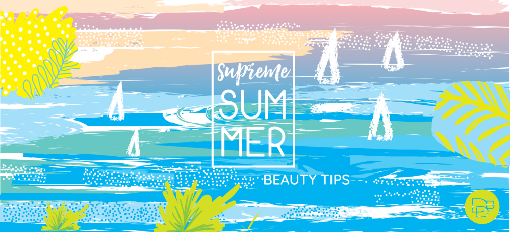 Dino Dilio Beauty - Supreme Summer Beauty Tips
