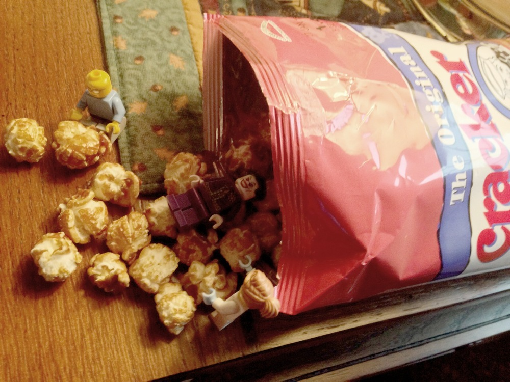Movietime Cracker Jacks