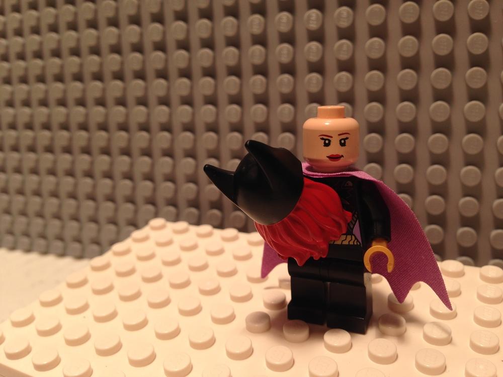 Batgirl's Request