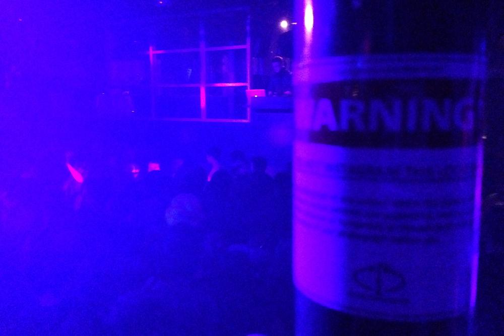 Necto Night Club: Adventure Club concert.