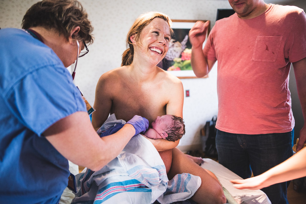 Wisconsin Birth Photographer
