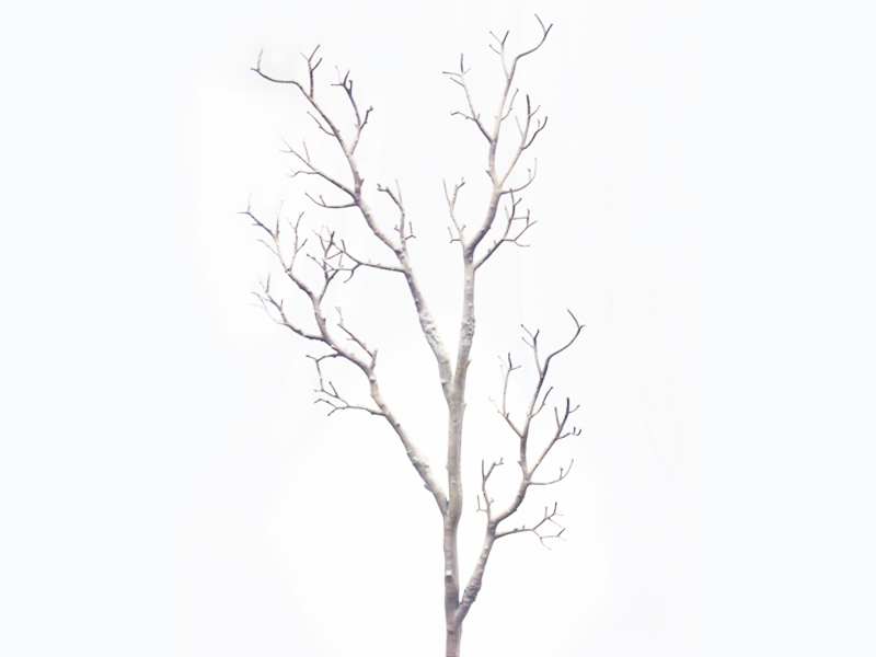 45 5 quot artifical manzanita branches chateau designs
