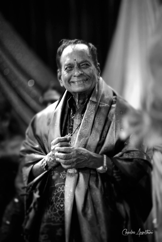 Sri Mangalampalli Balamuralikrishna - Legendary Indian Carnatic vocalist