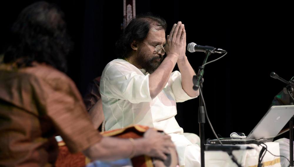 K J Yesudas - Legendary Indian musician and playback singer