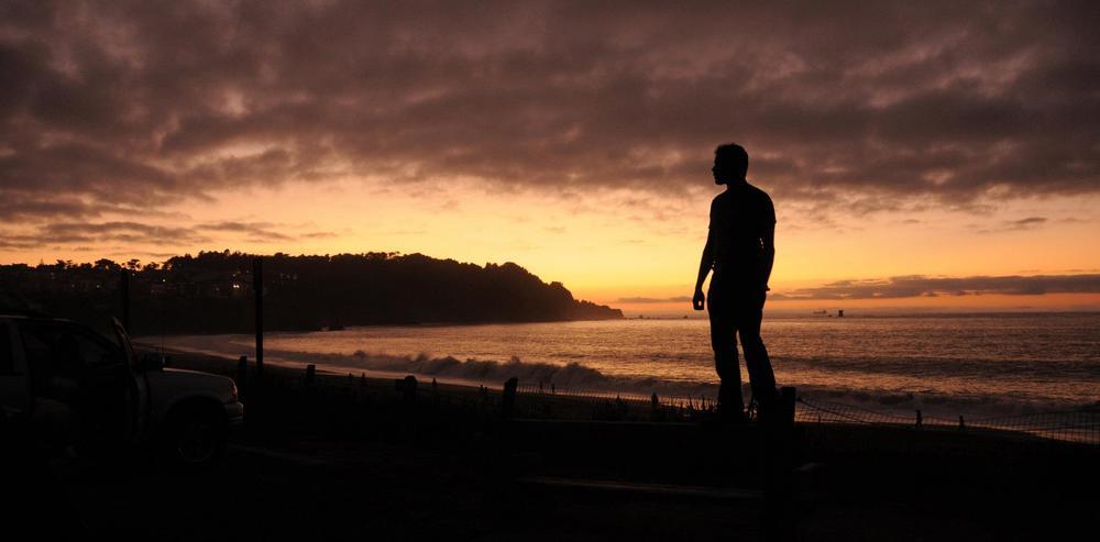 Am not alone - Ocean Beach San Francisco