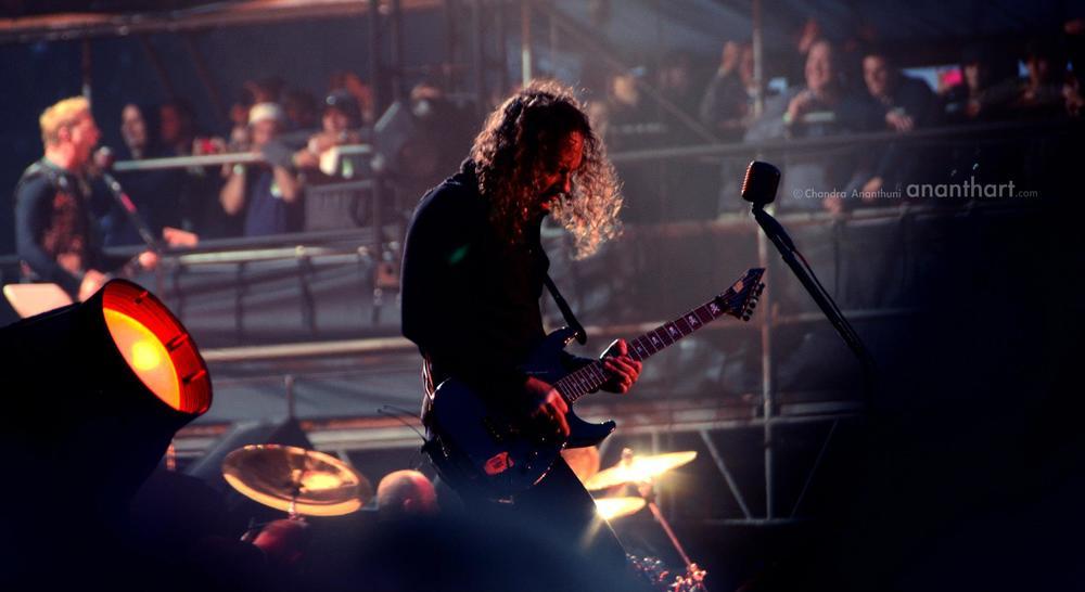 Metallica touring San Francisco Outside Lands