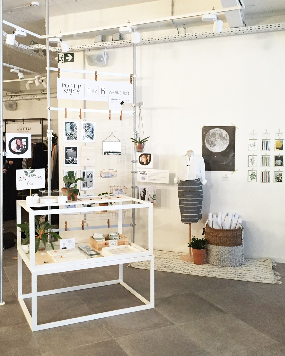 Pop Up Space Juttu Roeselare