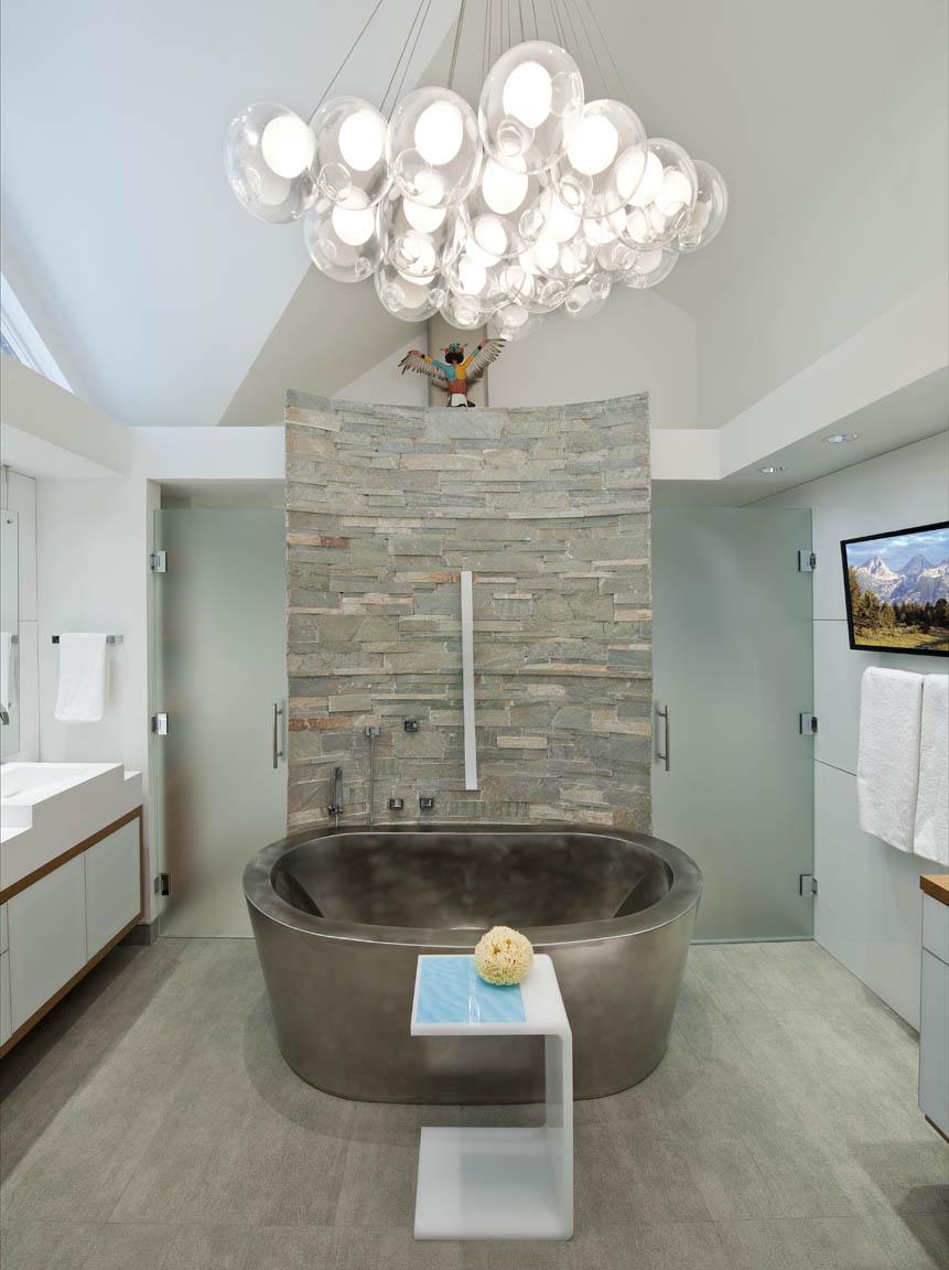 Daughter's Bath