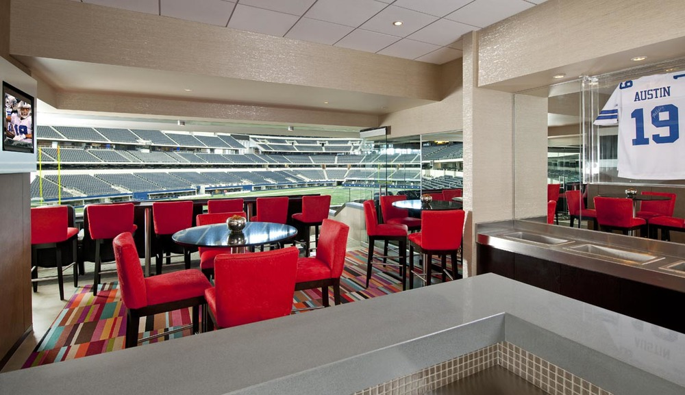 Texas Stadium Suite