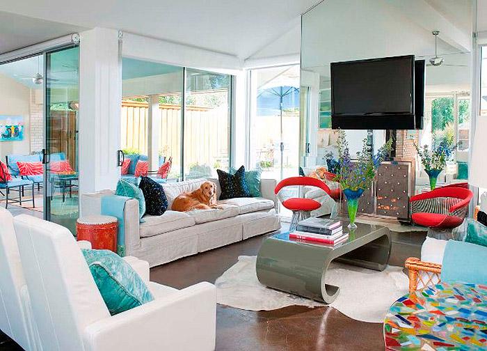 Home Living designer s home smiley interiors llc