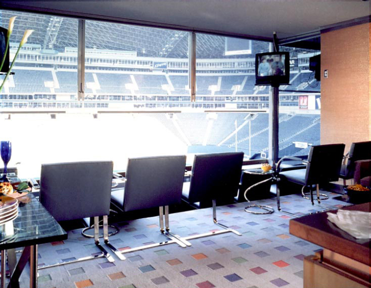 Texas Stadium Suite Seating