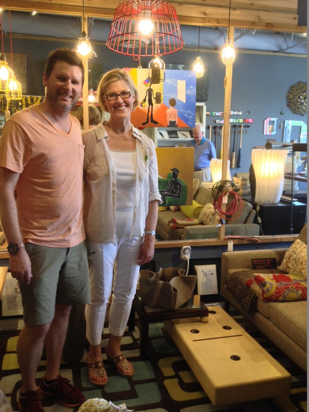 Bryan Wetz & Mary Anne Smiley