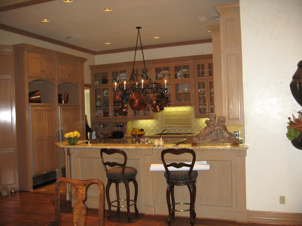 Strait Lane Estates Kitchen Before