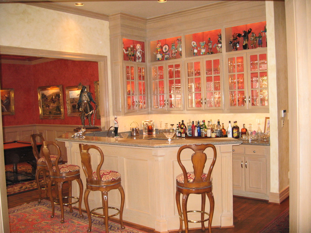 Strait Lane Estates Bar Before