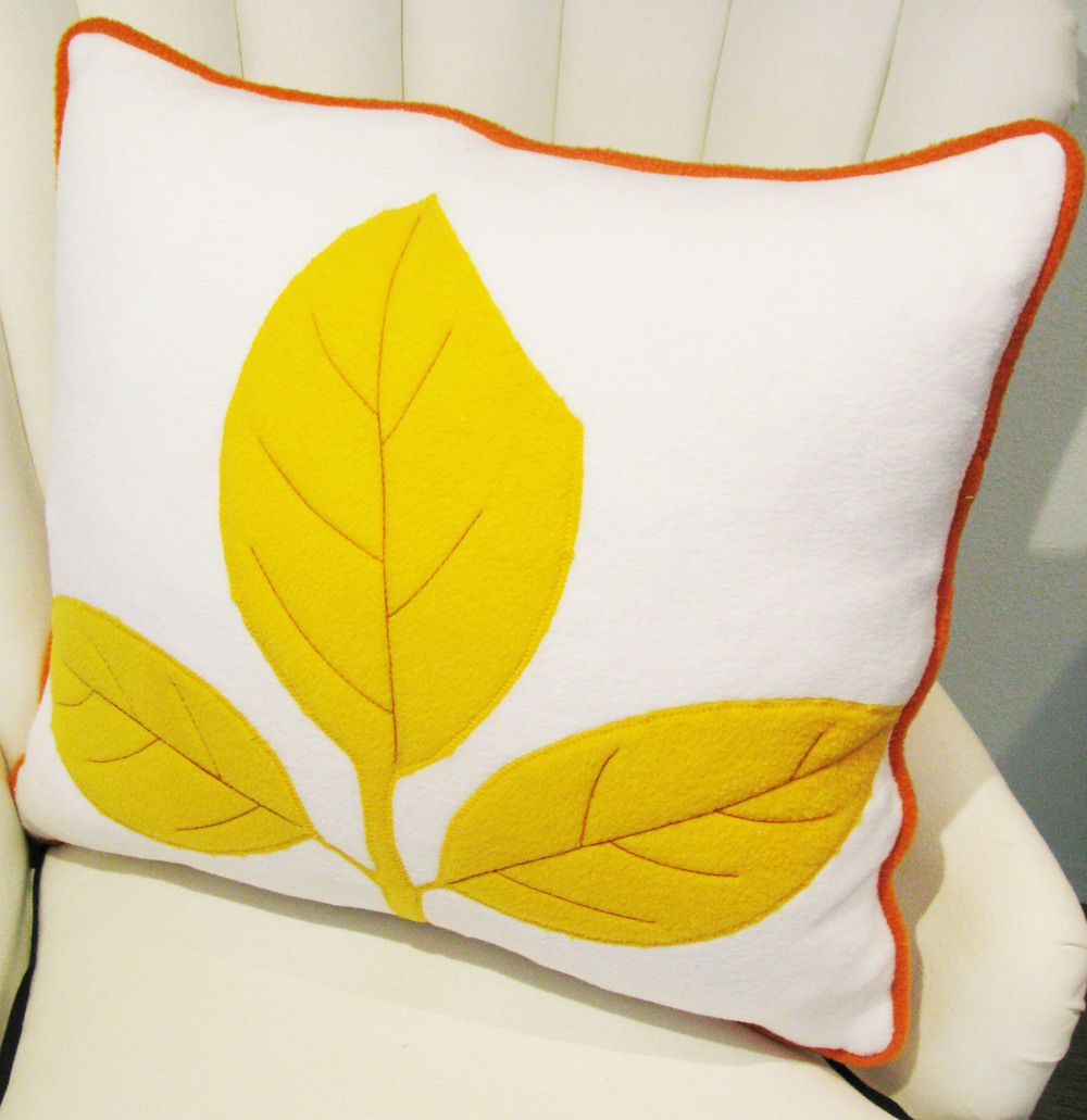 Fall Slipcover For 22x 22 Pillow Sunshine Mary Anne Smiley