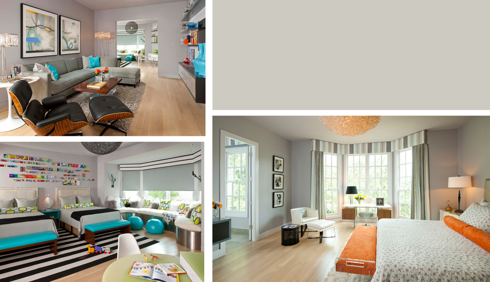Sherwin Williams Repose Grey
