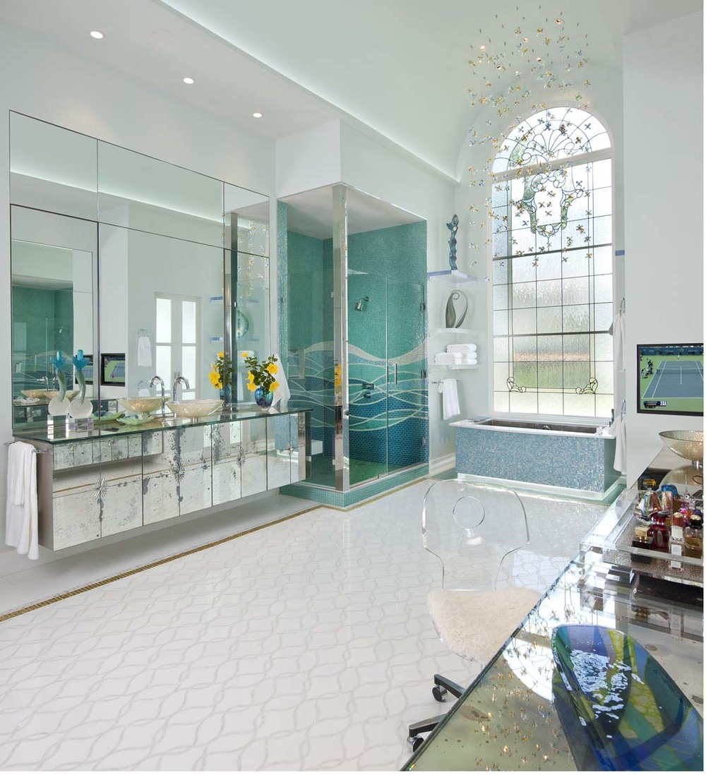 ASID LEGACY OF DESIGN 2015 FIRST PLACE MASTER BATHROOM CONTEMPORARY MARY ANNE SMILEY INTERIORS