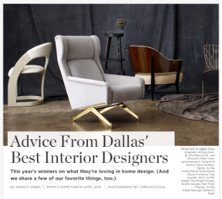 DHome Advice from Dallas Best Interior Designer Mary Anne Smiley