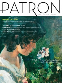 Patron Mary Anne Smiley Home Feature