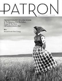 PATRON Magazine Walk-Ins Welcome Interior Design Mary Anne Smiley Interiors
