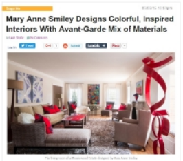 Mary Anne Smiley Interiors Candy's Dirt Dallas Realtor