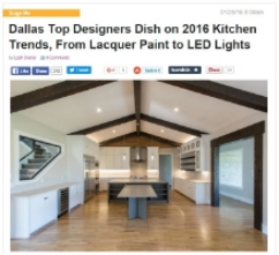 Mary Anne Smiley Interiors Advice Kitchen Trends 2016 Candys Dirt