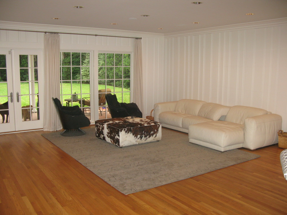 Meadowood Family Room Before