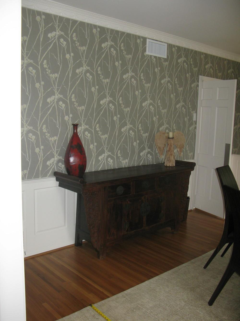 Meadowood Dining Room Before