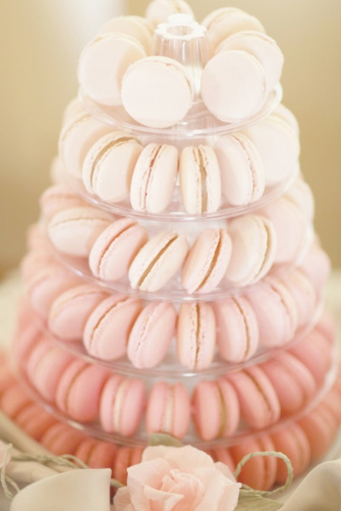 Ombre Macaroon