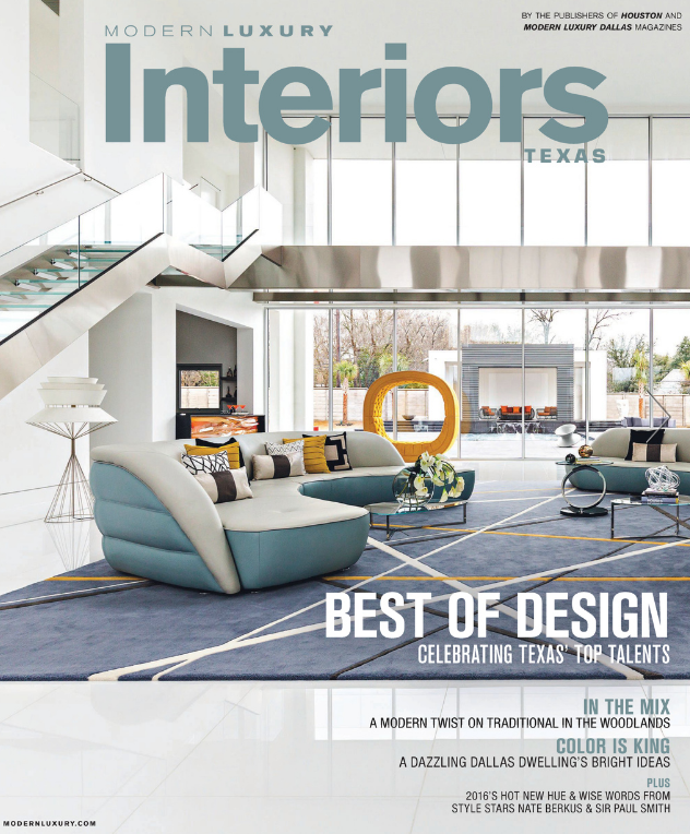 Modern Luxury Interiors Texas Best of Design Cover.png