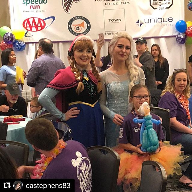 So important to give back! We have been a part of @bertsbigadv for 8 years strong and love it more and more every year. Such a great cause! #giveback #itsaboutthekids #bba2018 #feelsgood #behumble #bettertogivethanreceive