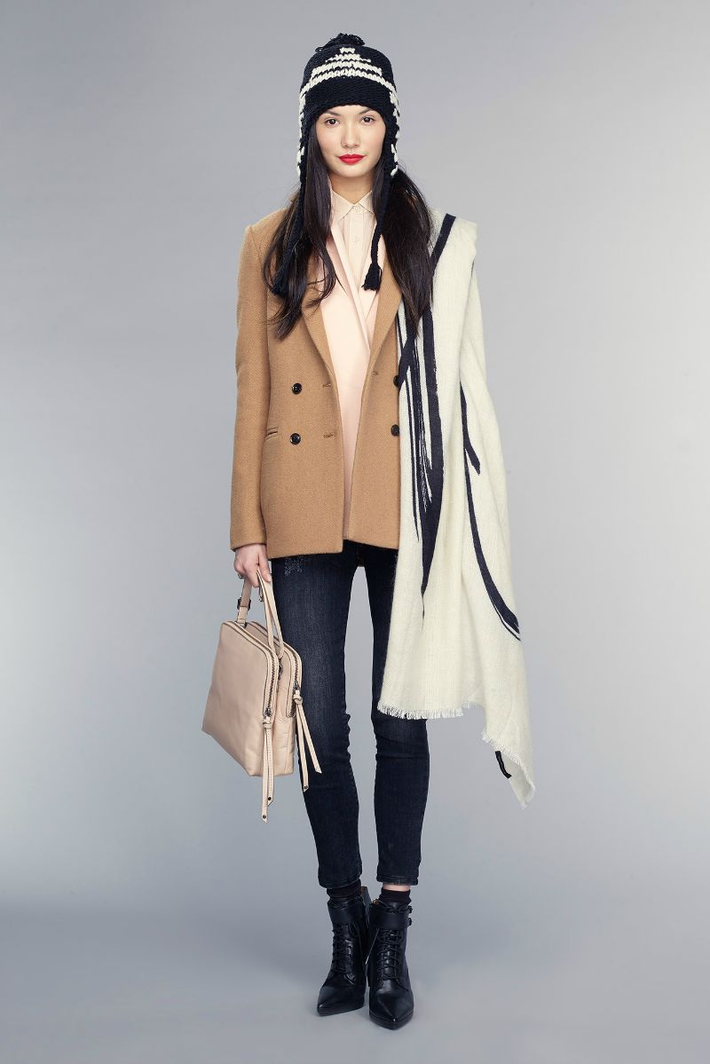 banana republic fall 2015 ootd outfit camel trench and jeans