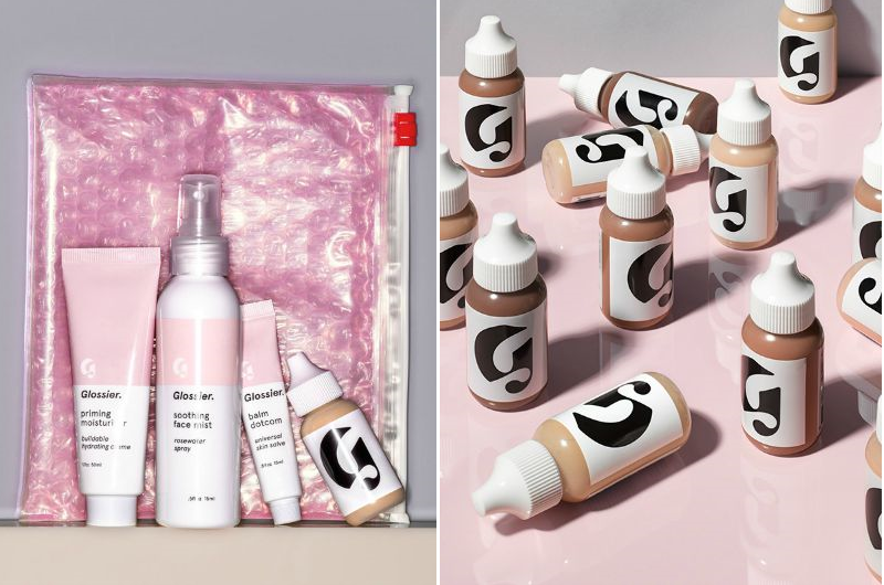 glossier beauty product review