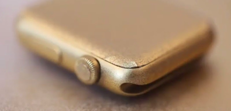 how to turn your apple watch gold diy casey niestat