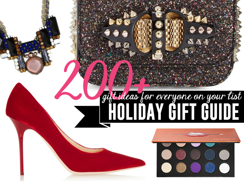 holiday gift guide best of christmas gift ideas