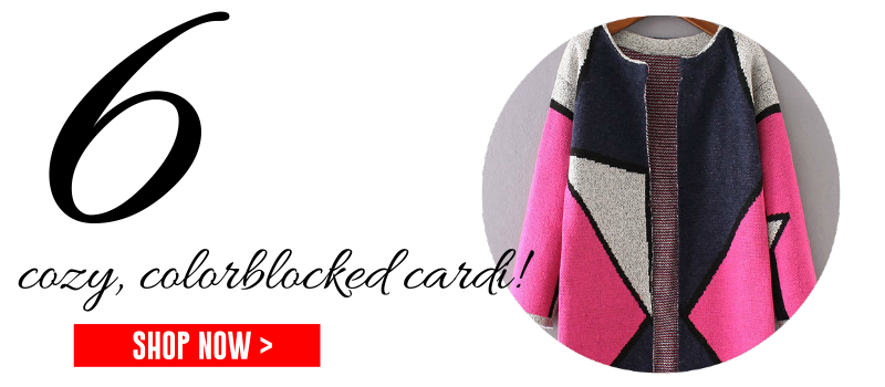 gift_guide_holiday_ideas_cheap_under_25_rose_gold_pink_fashion_blogger_colorblock_ootd_cardigan