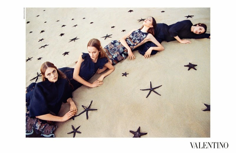 VALENTINO SPRING/SUMMER 2015 CAMPAIGN