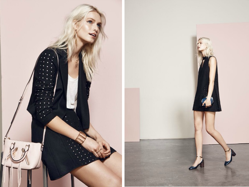 REBECCA MINKOFF RESORT 2016 COLLECTION