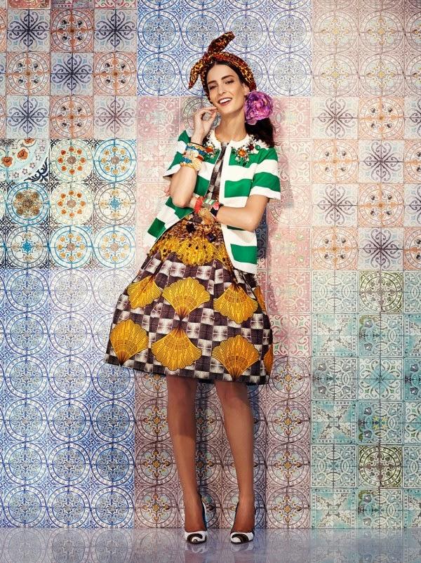 Stella Jean Spring Summer 2014 Lookbook