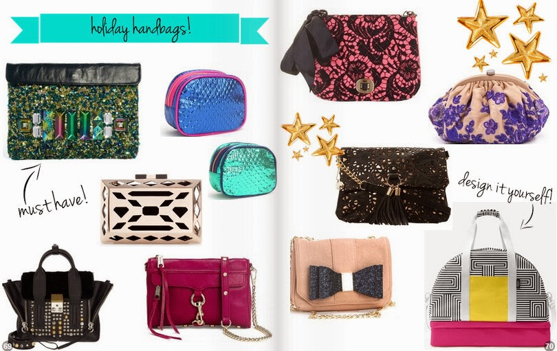 handbags nye holiday parties sequin new year's eve