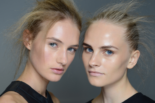 3.1 phillip lim ss15 nars beauty runway look